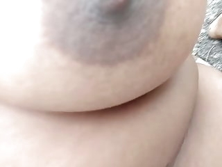 tits hairy